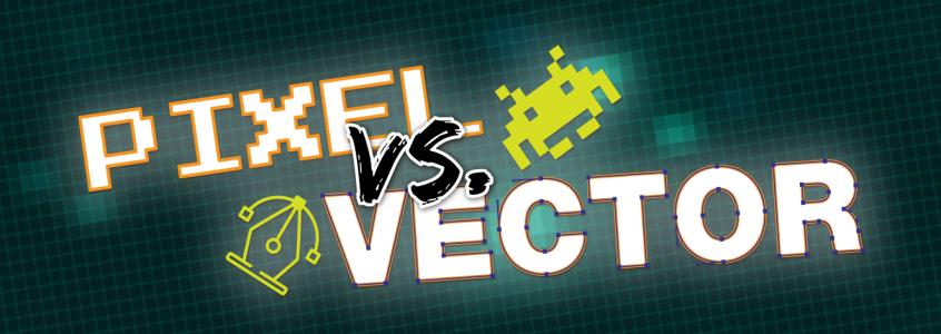 Pixel vs. Vector