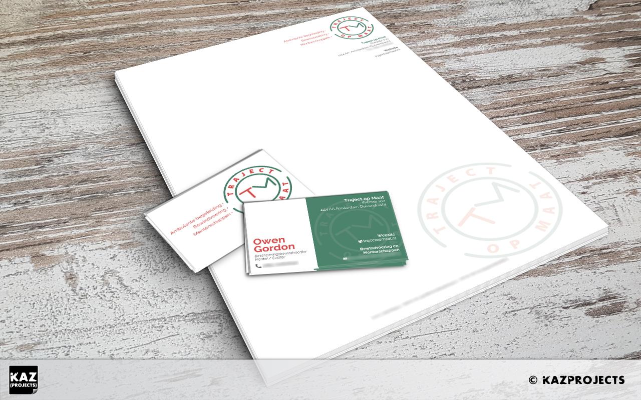 Briefpapier_vcards_Traject_op_Maat_JPG